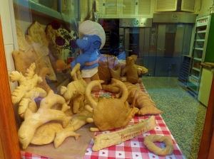 Bakery in Portovenere