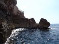 Cove in Sicily