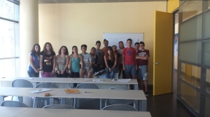 Summer class Ostia